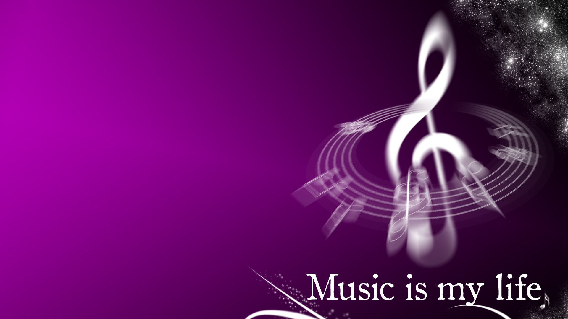 Music Is Life Wallpapers