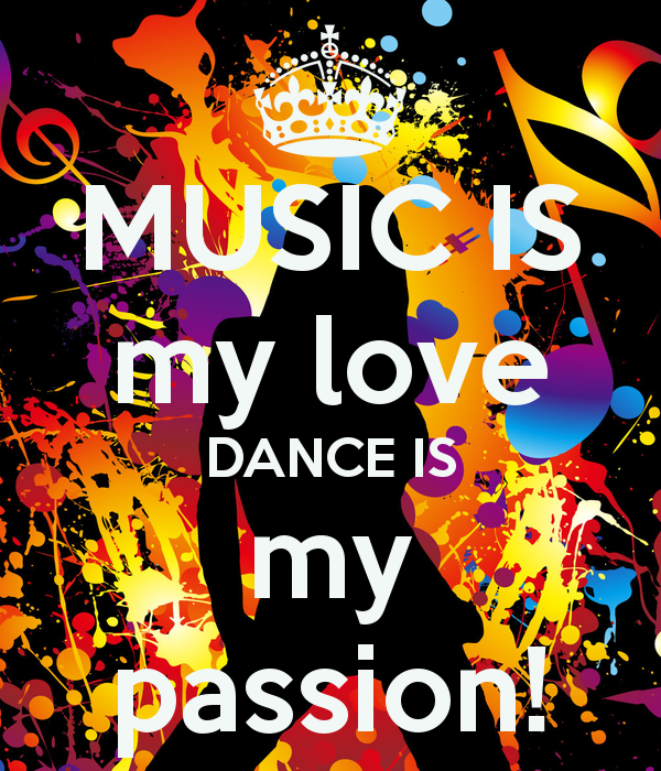 Music Is My Passion Wallpaper