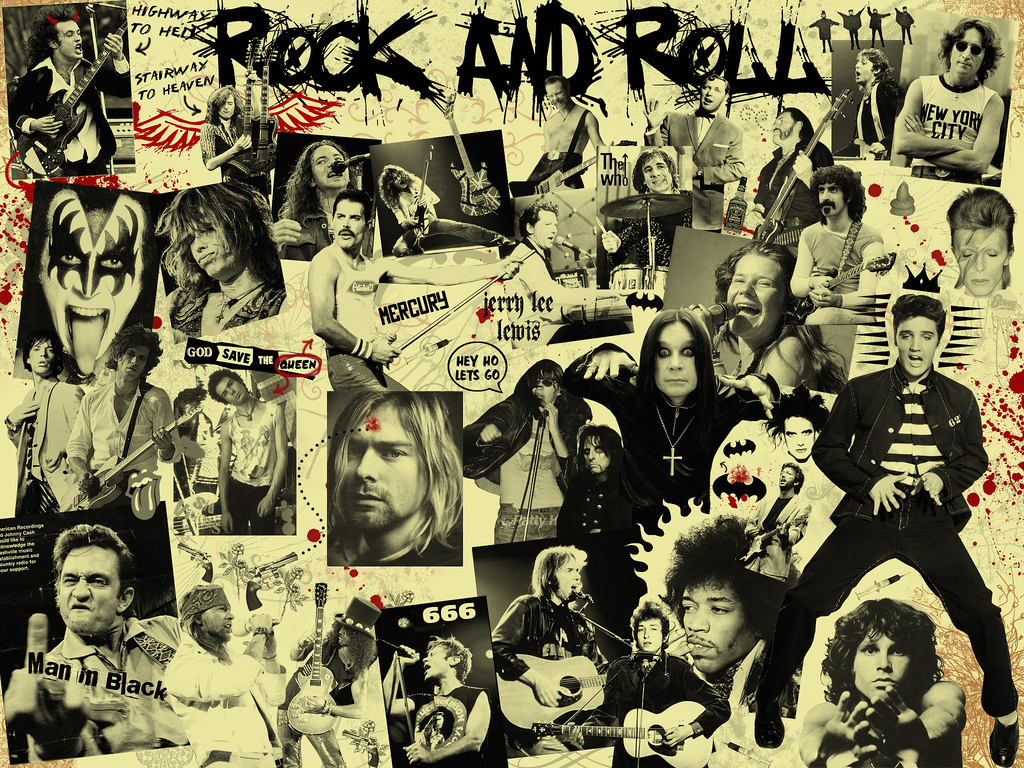Music Rock Wallpaper