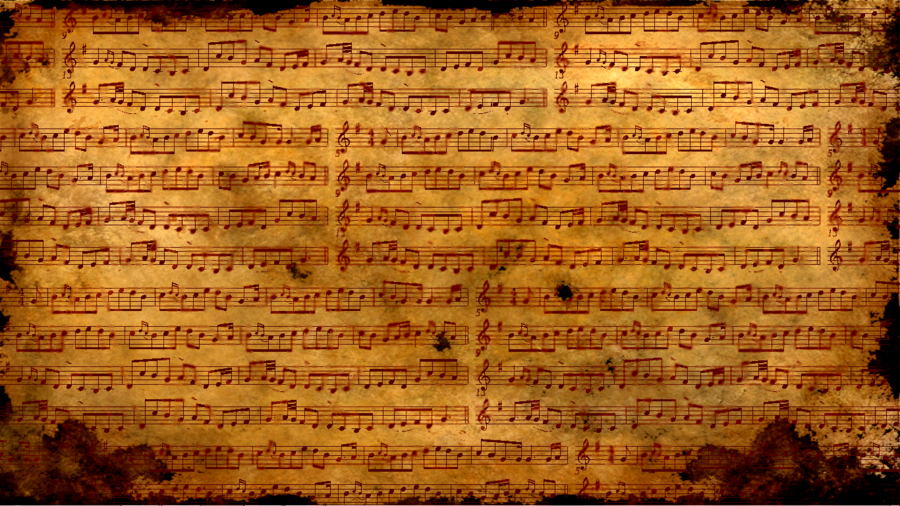 Music Sheet Wallpaper