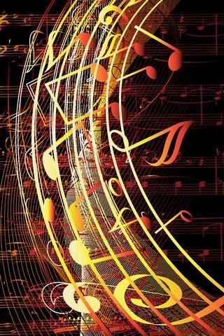 Download Music Theme Wallpaper Gallery