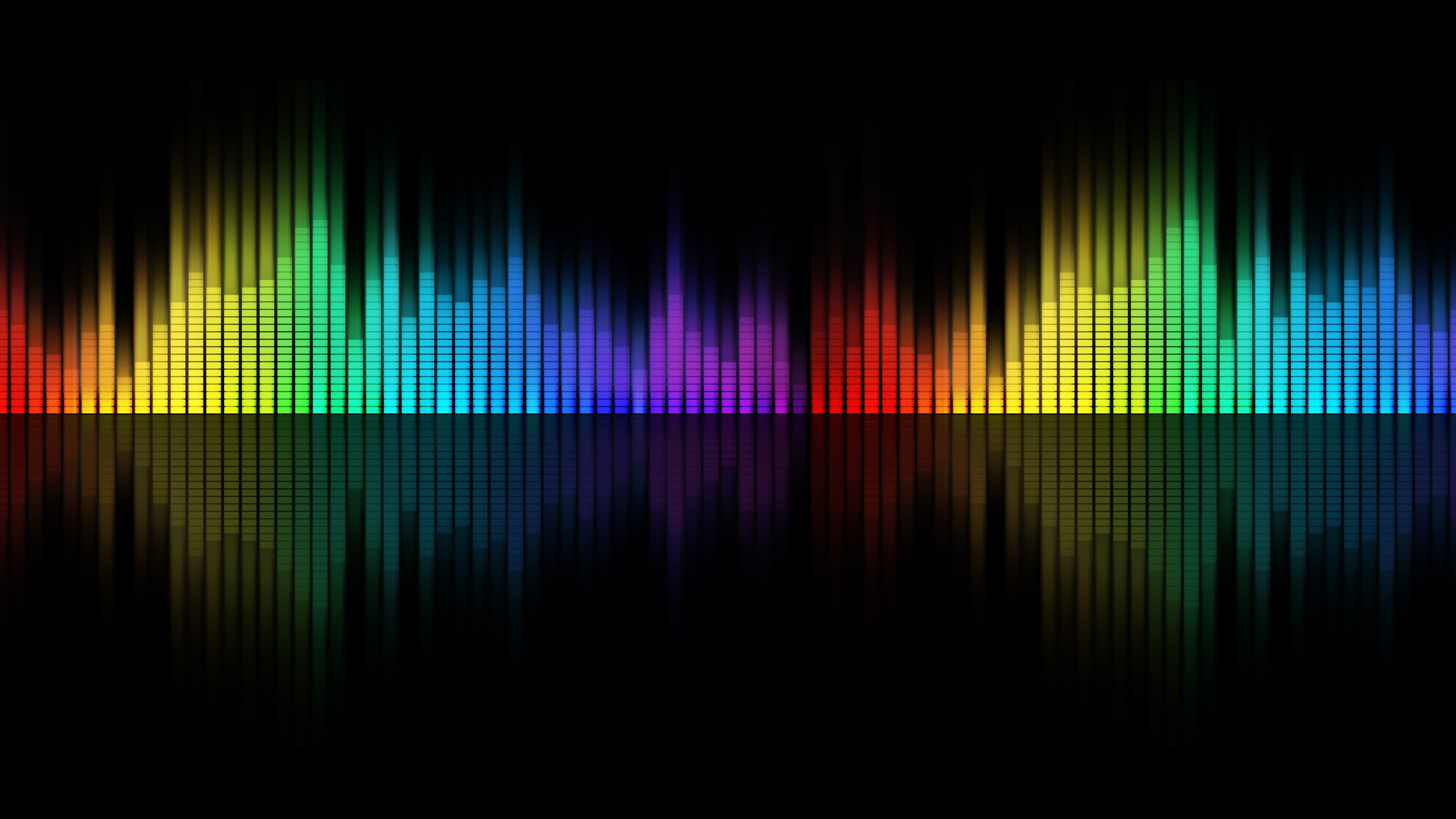Music Visualization Wallpaper