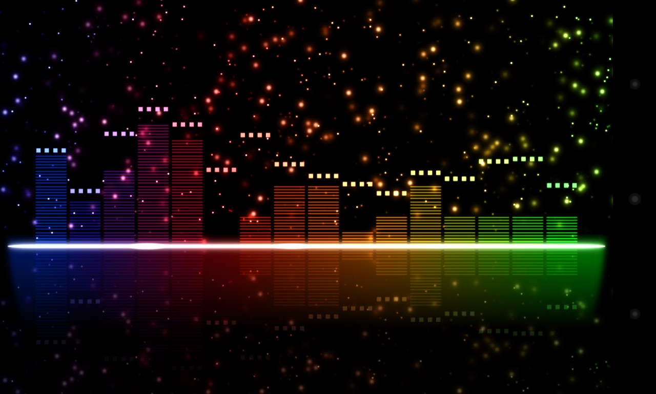 Music Visualization Wallpapers