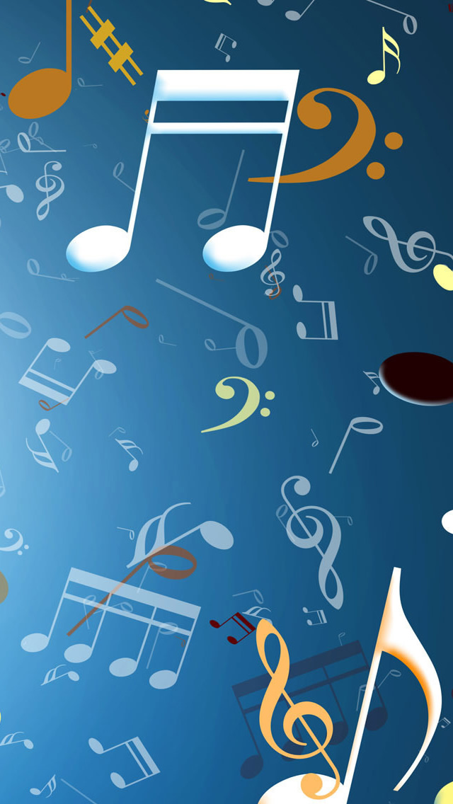 Music Wallpaper For Iphone 5