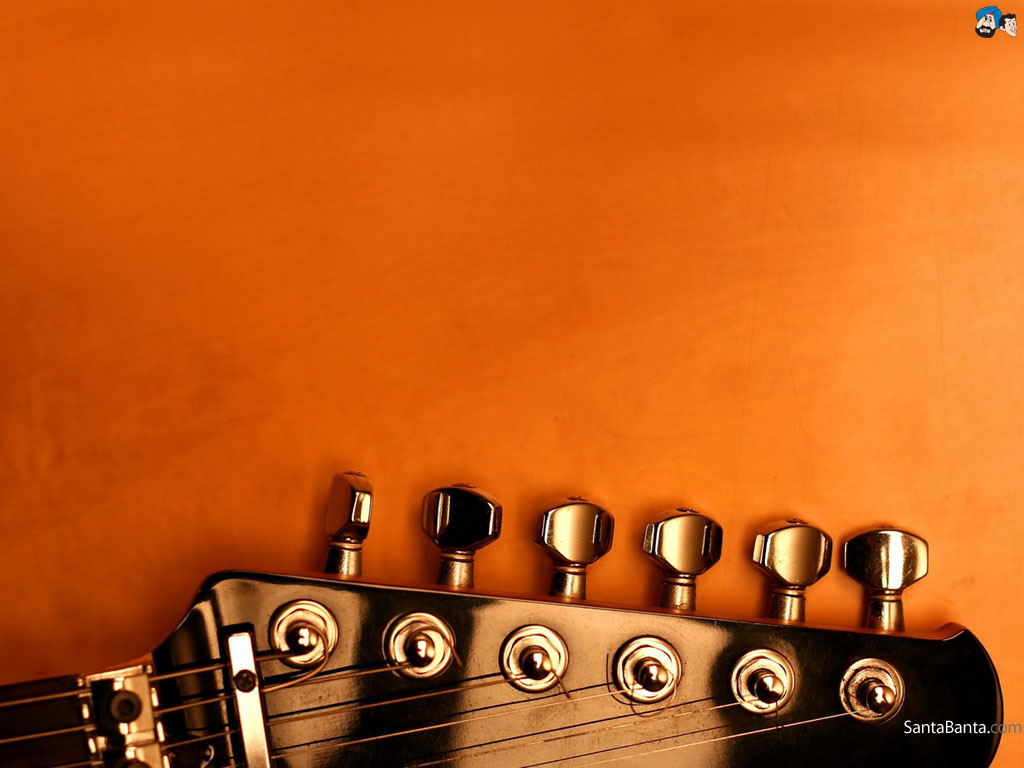 Musical Instrument Wallpaper