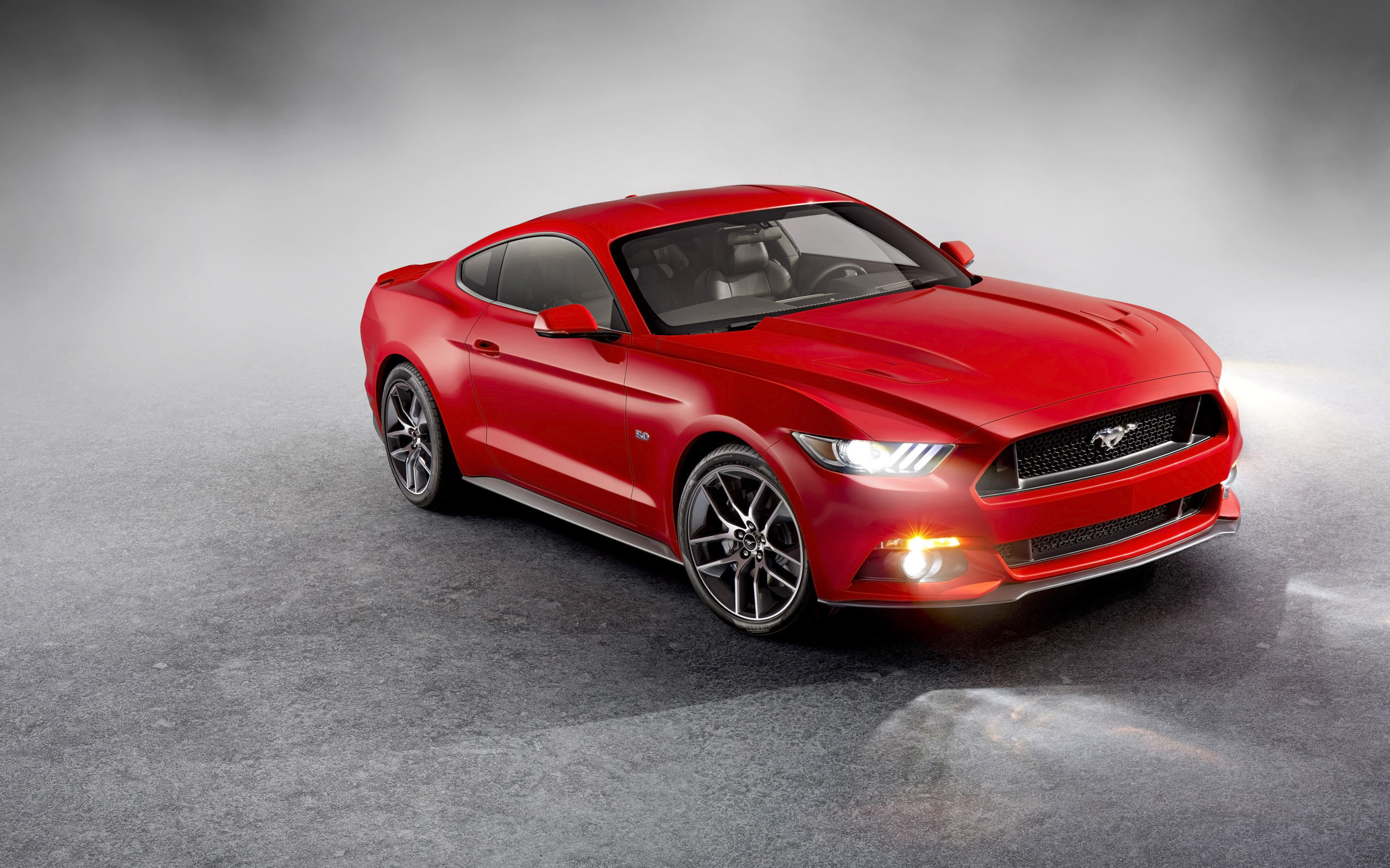 Mustang 2015 HD Wallpaper