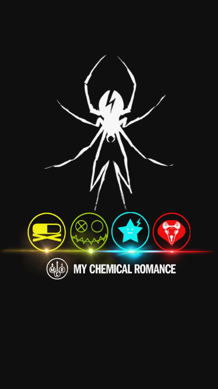 Download My Chemical Romance Iphone Wallpaper Gallery