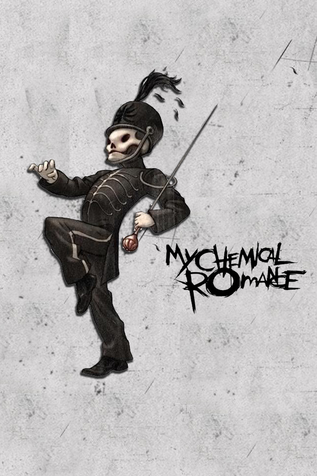 My Chemical Romance Iphone Wallpaper