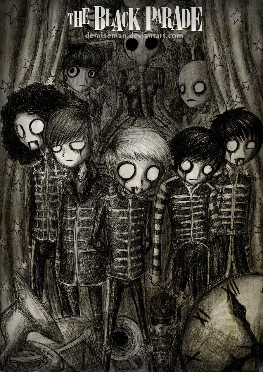My Chemical Romance The Black Parade Wallpaper