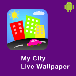 My City Live Wallpaper
