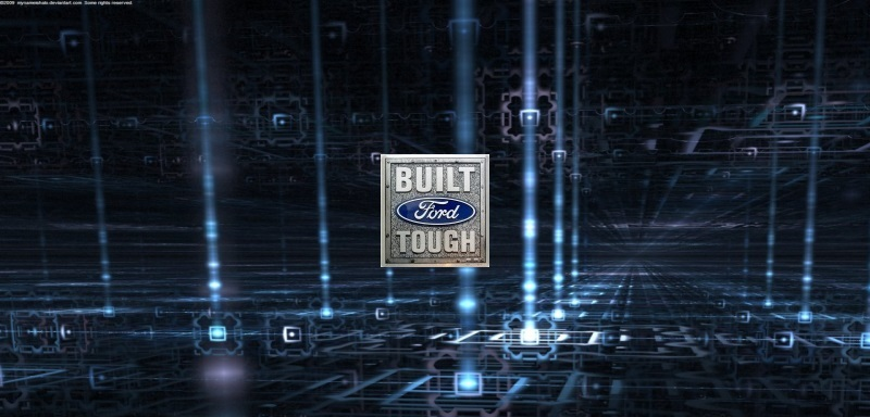 My Ford Touch Wallpapers