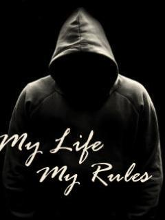 Download My Life My Rules My Attitude Wallpapers Gallery |My Life My Rules Wallpapers For Girls For Fb