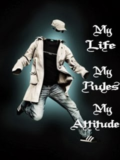 Download My Life My Rules My Attitude Wallpapers HD Gallery