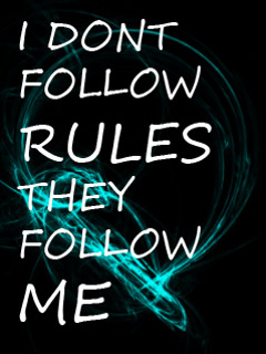 Download My life my rules 1 240 X 320 Wallpapers - 1833458 ... |My Life My Rules Wallpapers For Girls For Fb