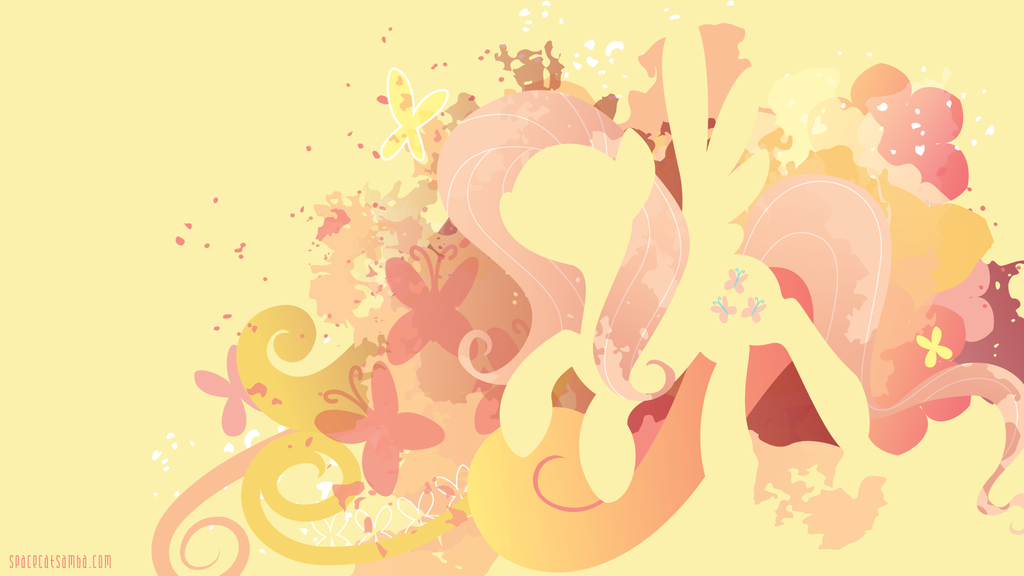 My Little Pony Fluttershy Wallpaper