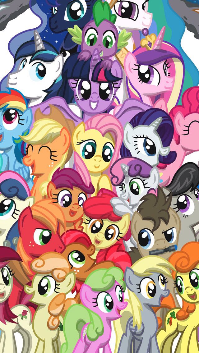 My Little Pony Tablet Wallpaper
