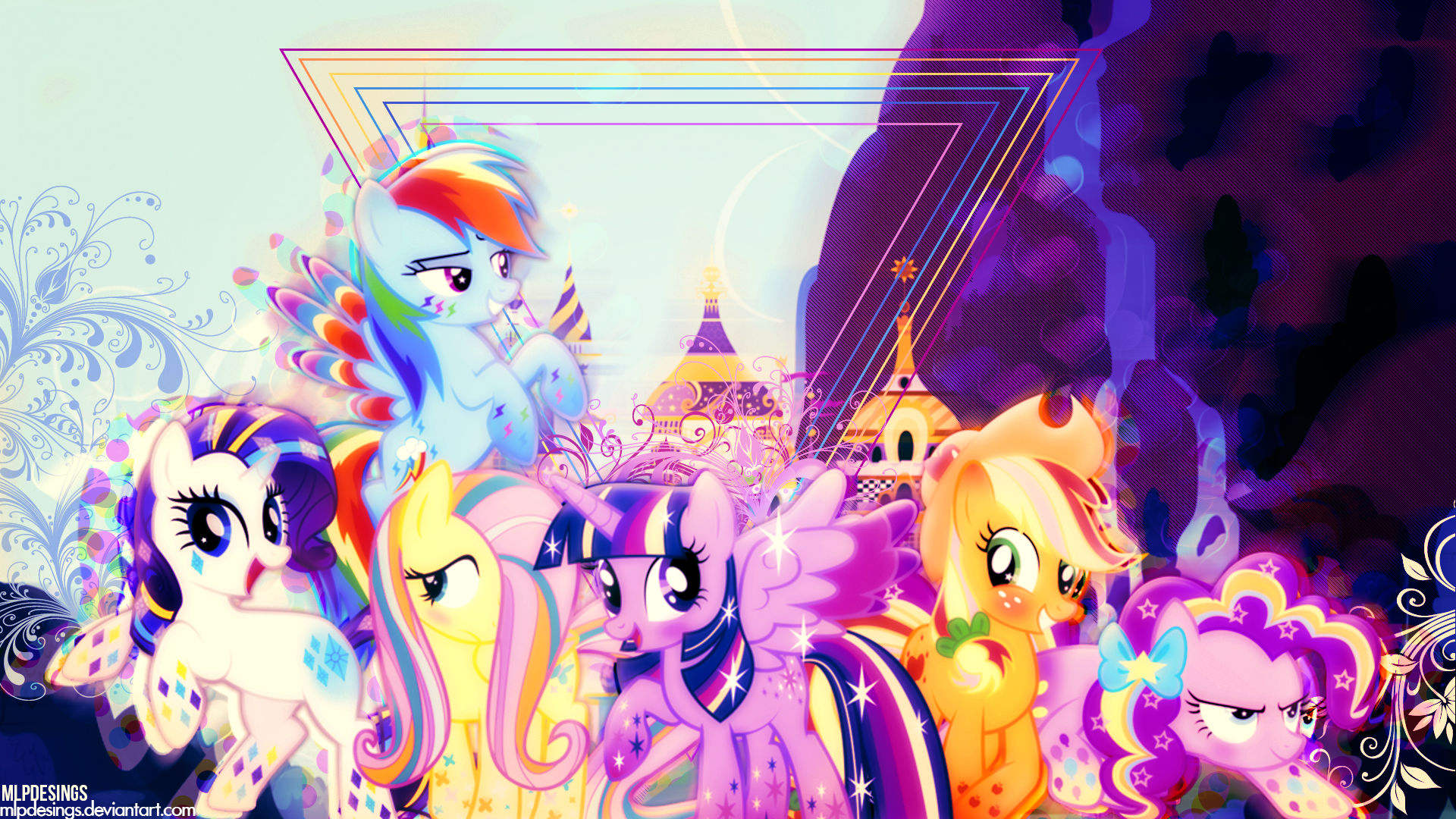 Download My Little Pony Twilight Sparkle Wallpaper Gallery