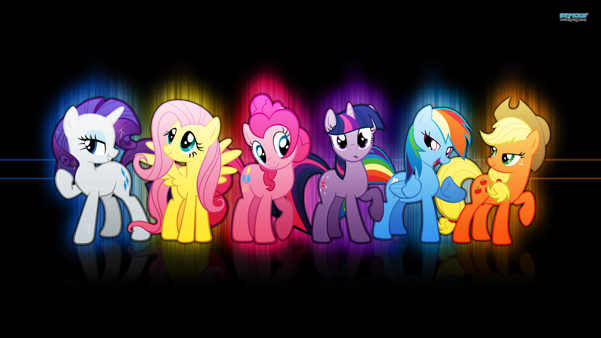 My Little Pony Wallpaper 1920x1080