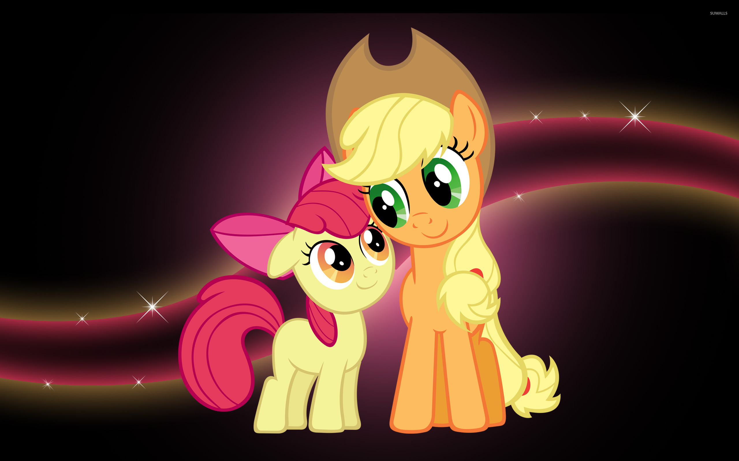 My Little Pony Wallpaper Applejack