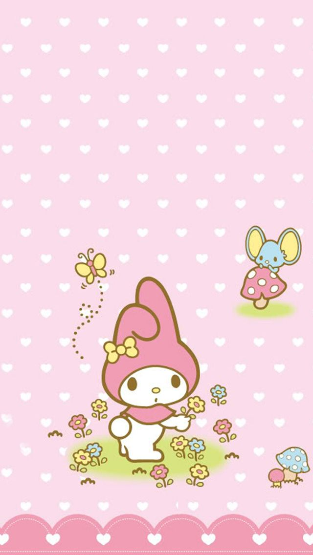My Melody Wallpaper