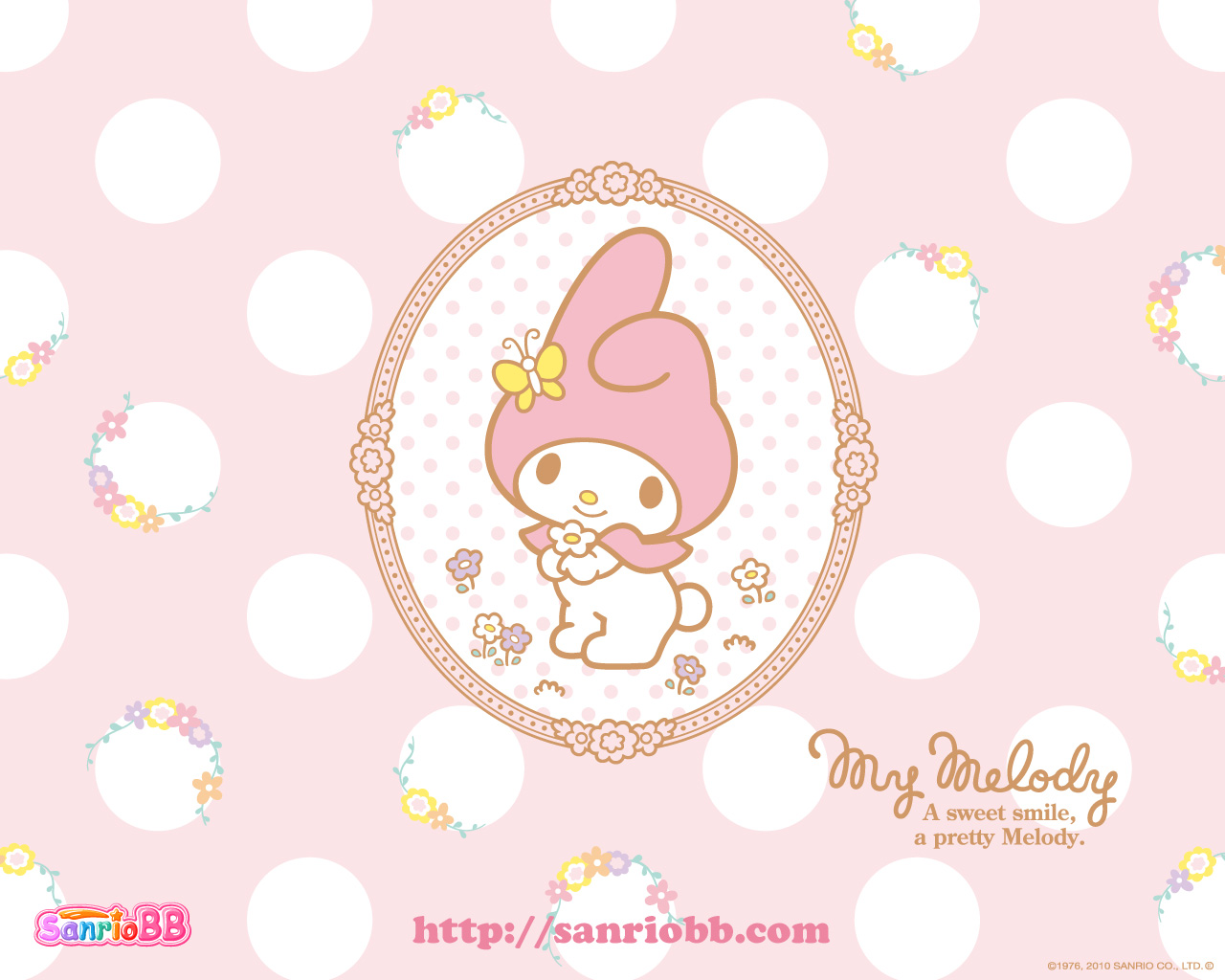 Download My Melody Wallpaper Gallery