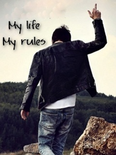 My Rules My Life Wallpaper