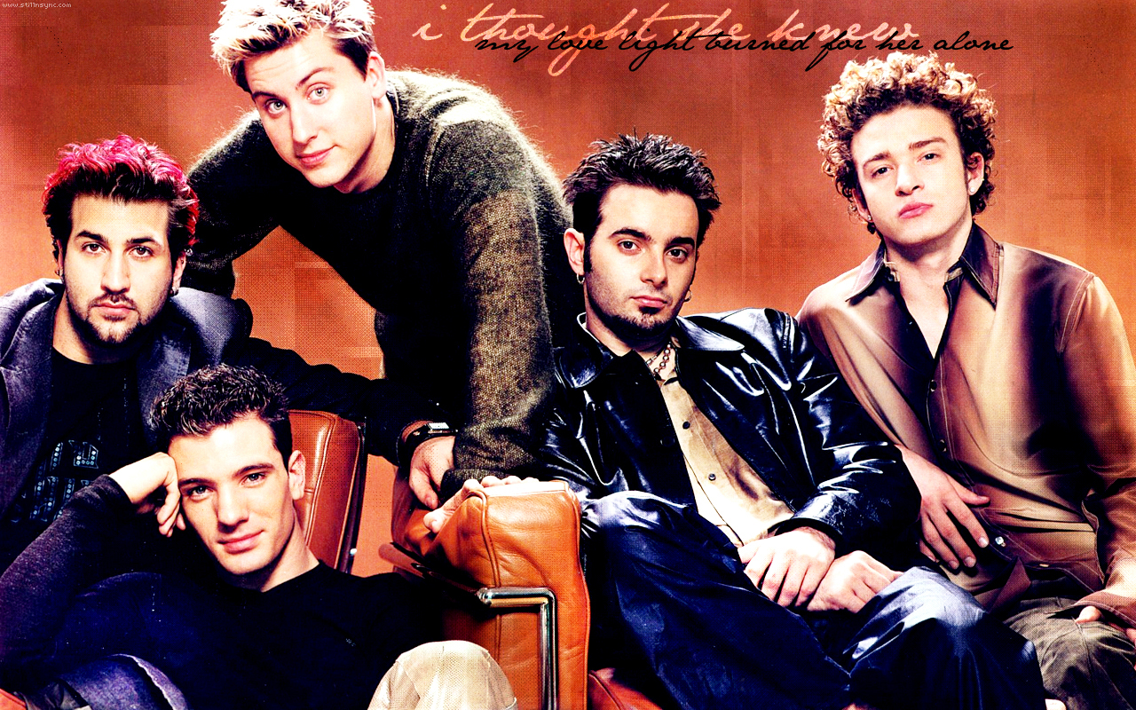 Download N Sync Wallpapers Gallery