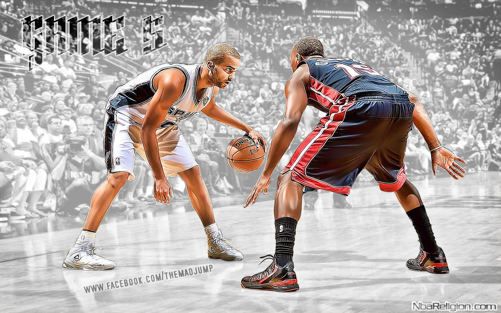 NBA Basketball Wallpaper