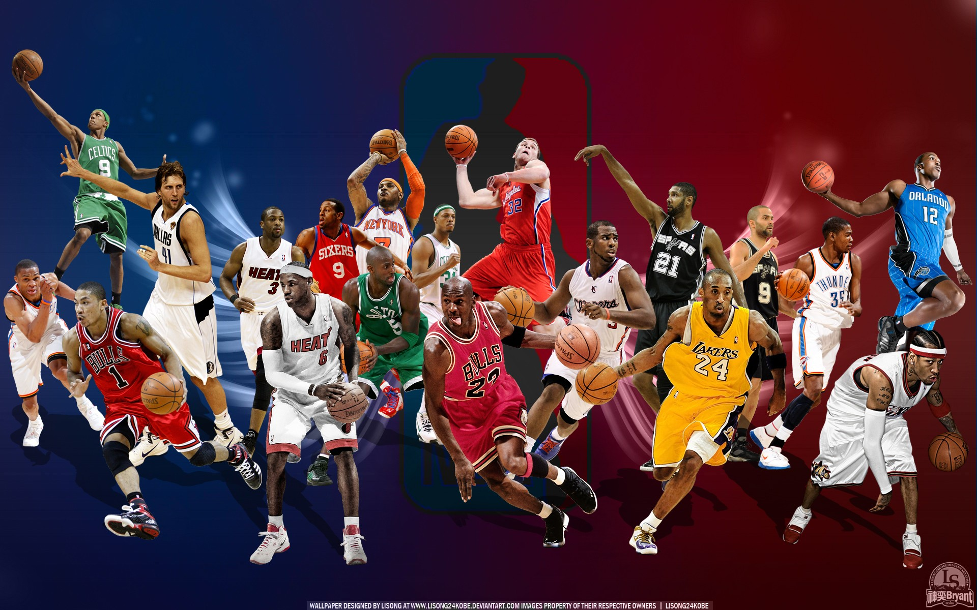 NBA Basketball Wallpapers