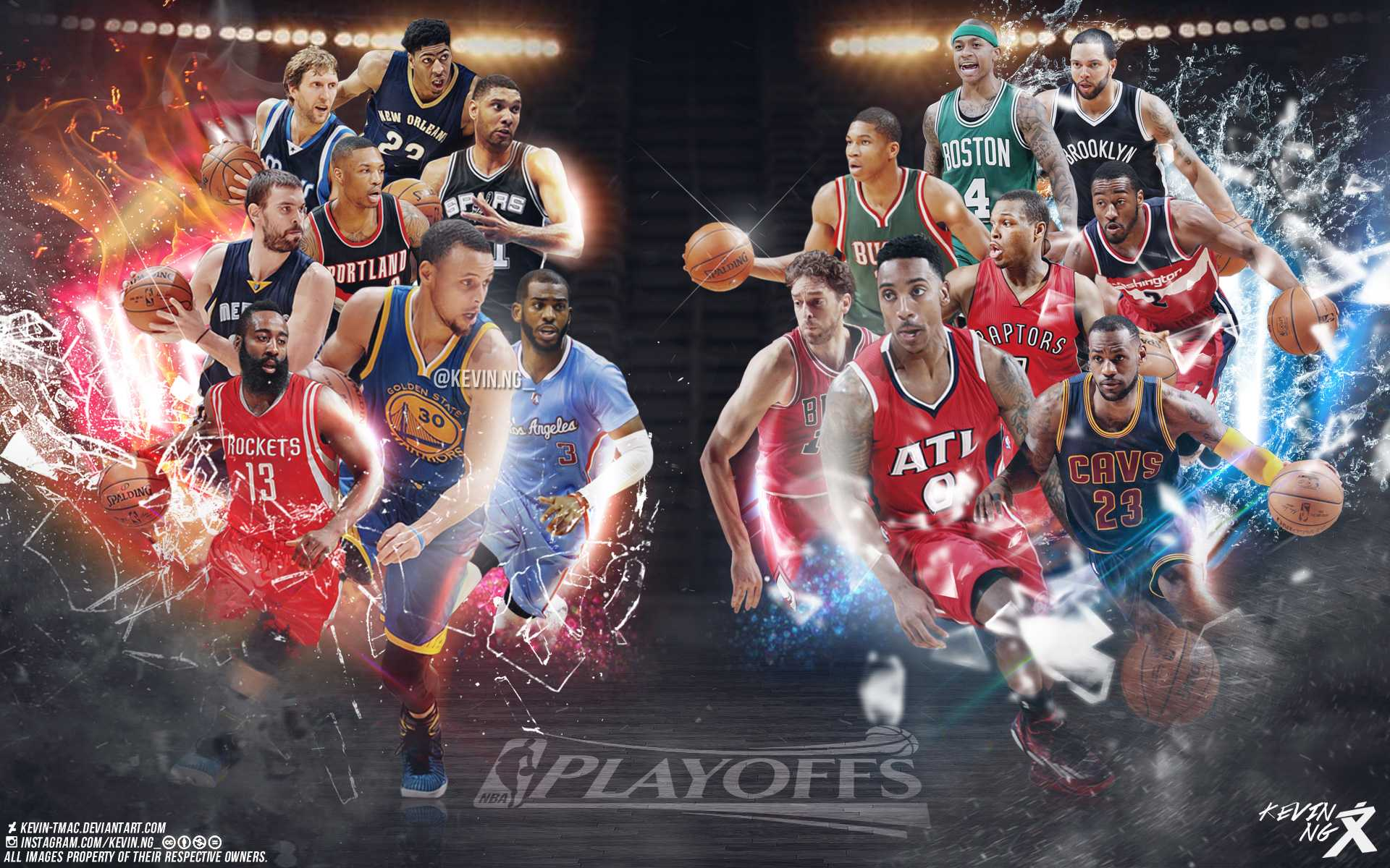 NBA Cool Wallpapers