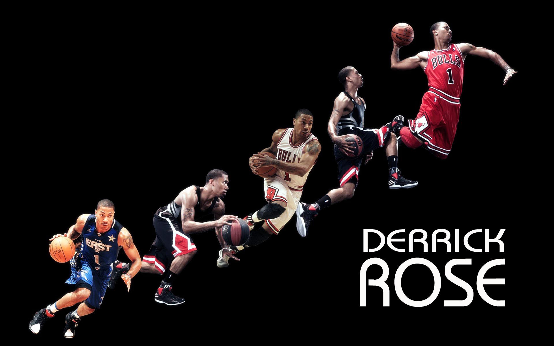 NBA Dunks Wallpaper