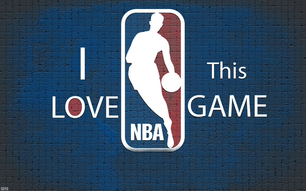 NBA Logo Wallpaper Free Download
