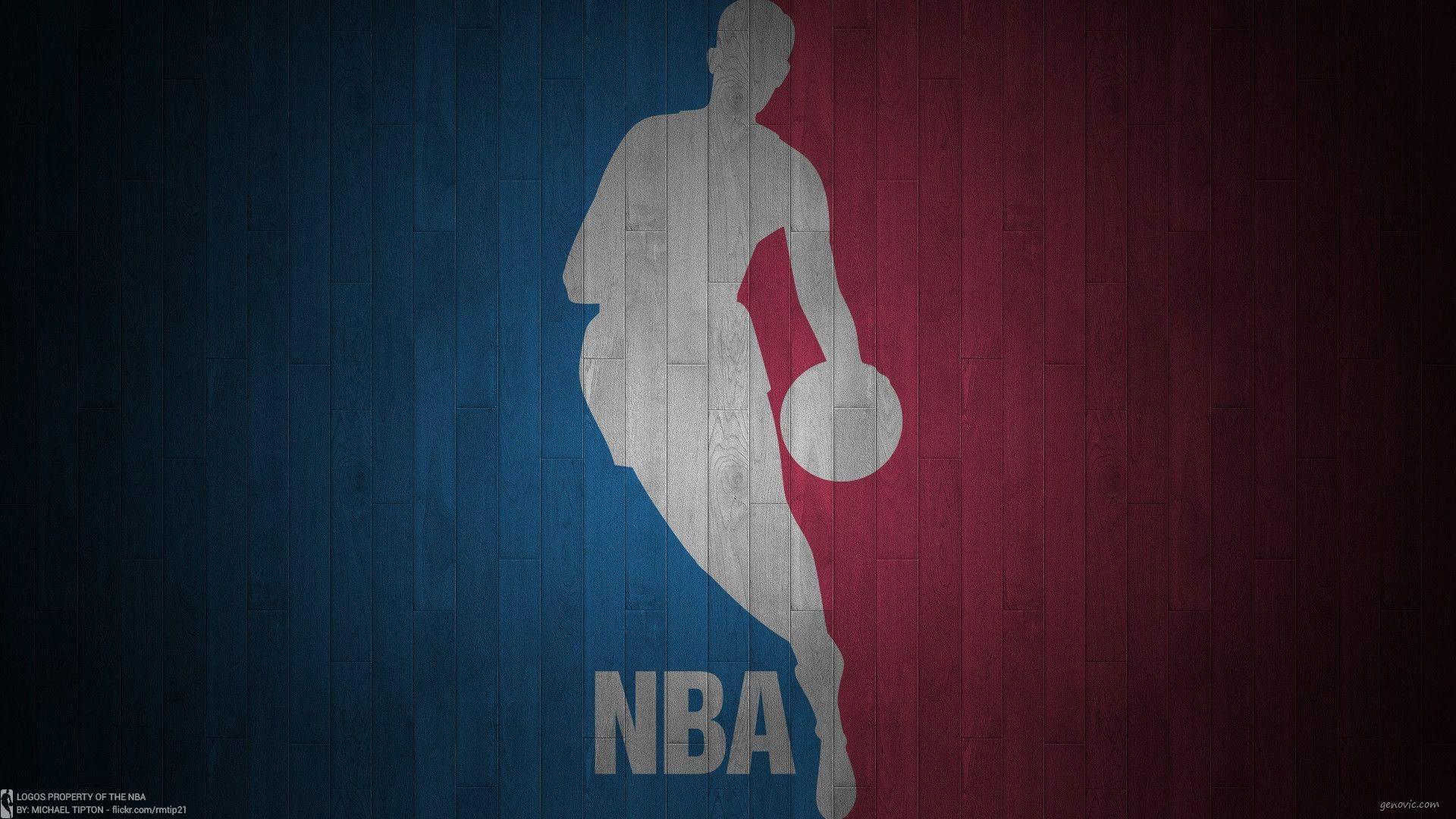NBA Logo Wallpaper