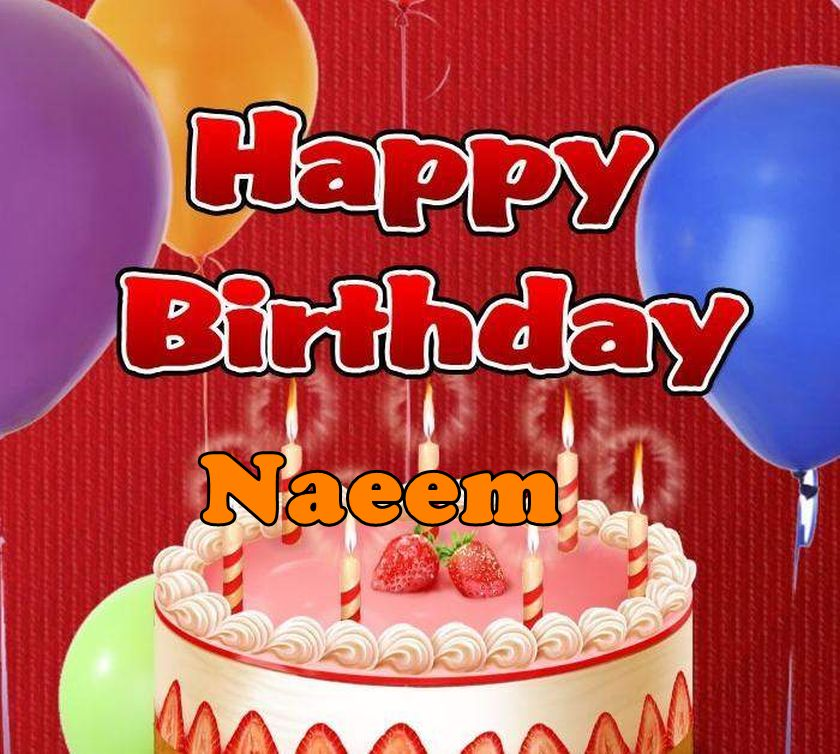 Naeem Name Wallpaper
