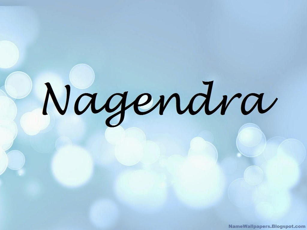 Nagendra Name Wallpaper