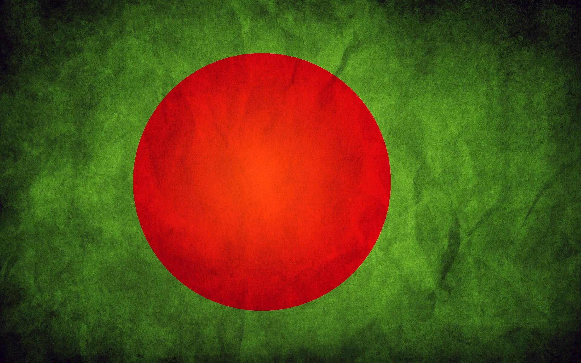 National Flag Of Bangladesh Wallpaper