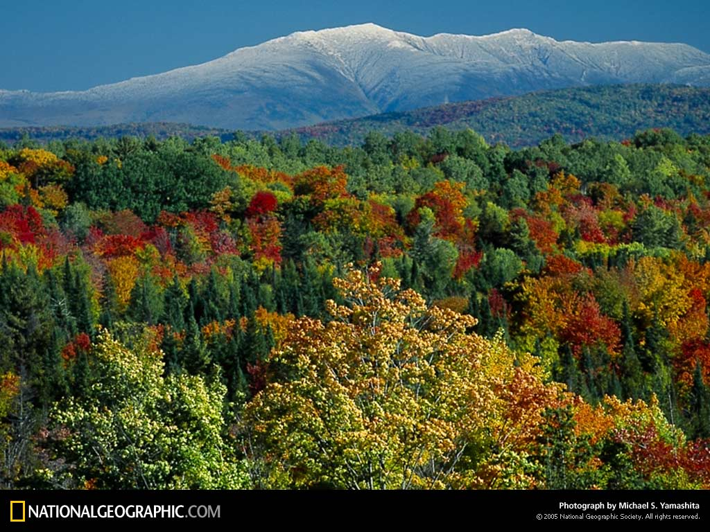National Geographic Autumn Wallpaper