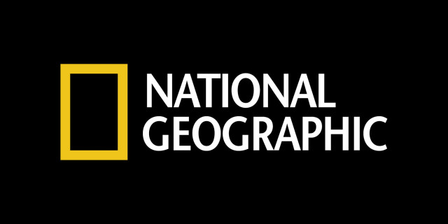 National Geographic Logo Wallpaper