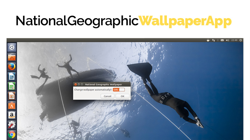 National Geographic Wallpaper Changer