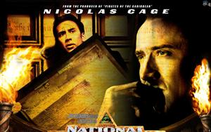 National Treasure Wallpaper