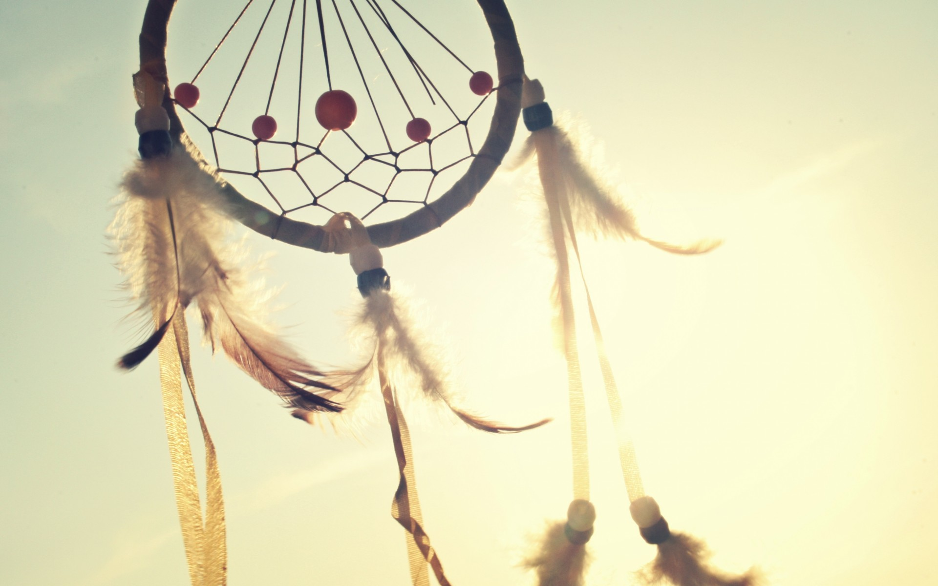 Native American Dreamcatcher Wallpaper