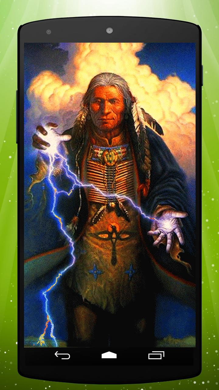 Download Native American Live Wallpaper Gallery