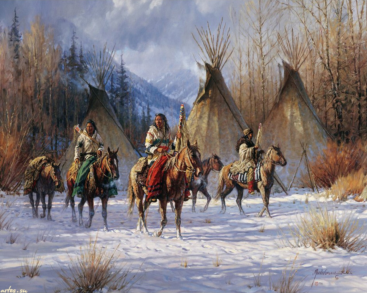 Native American Wallpaper Backgrounds