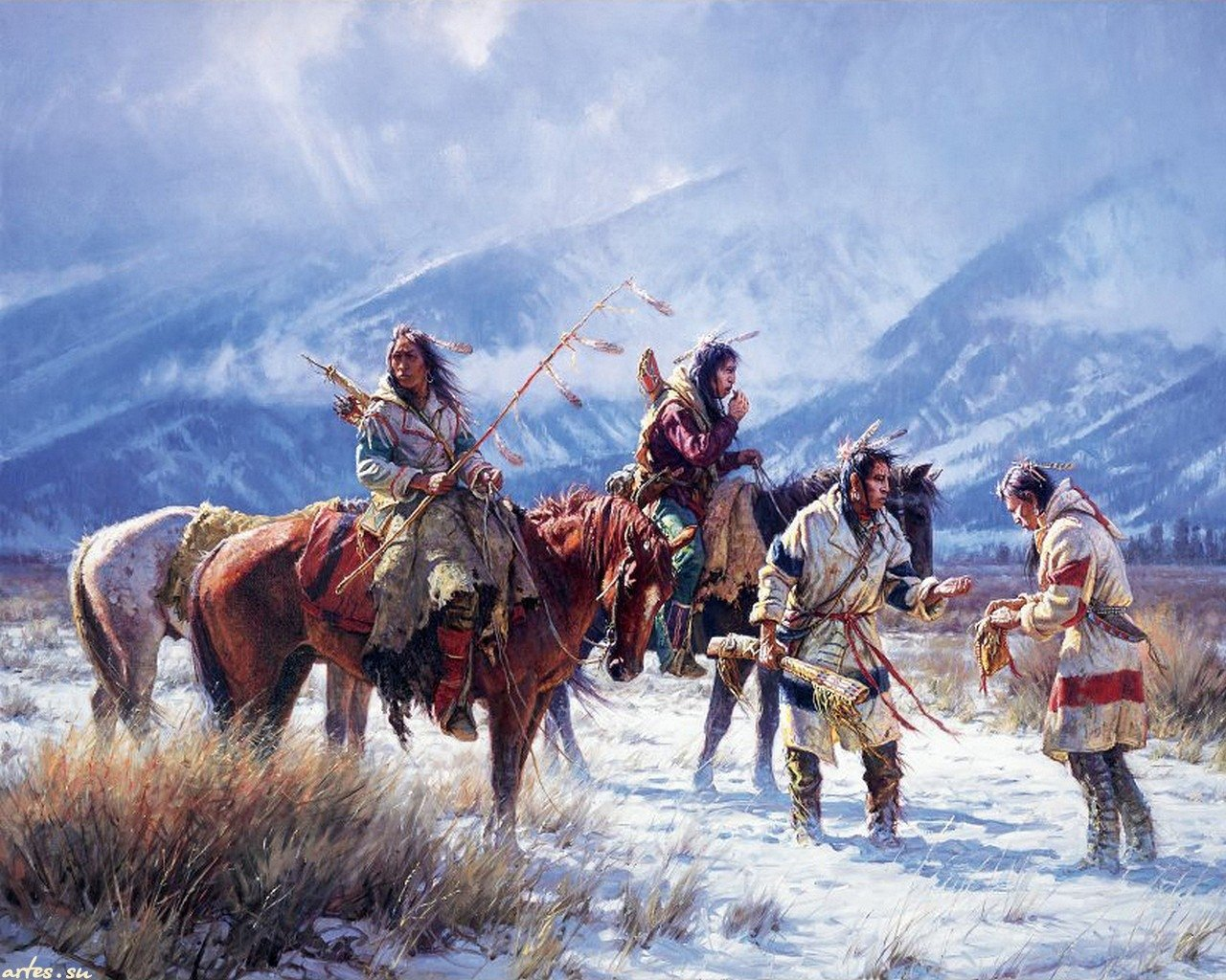 Native American Wallpapers