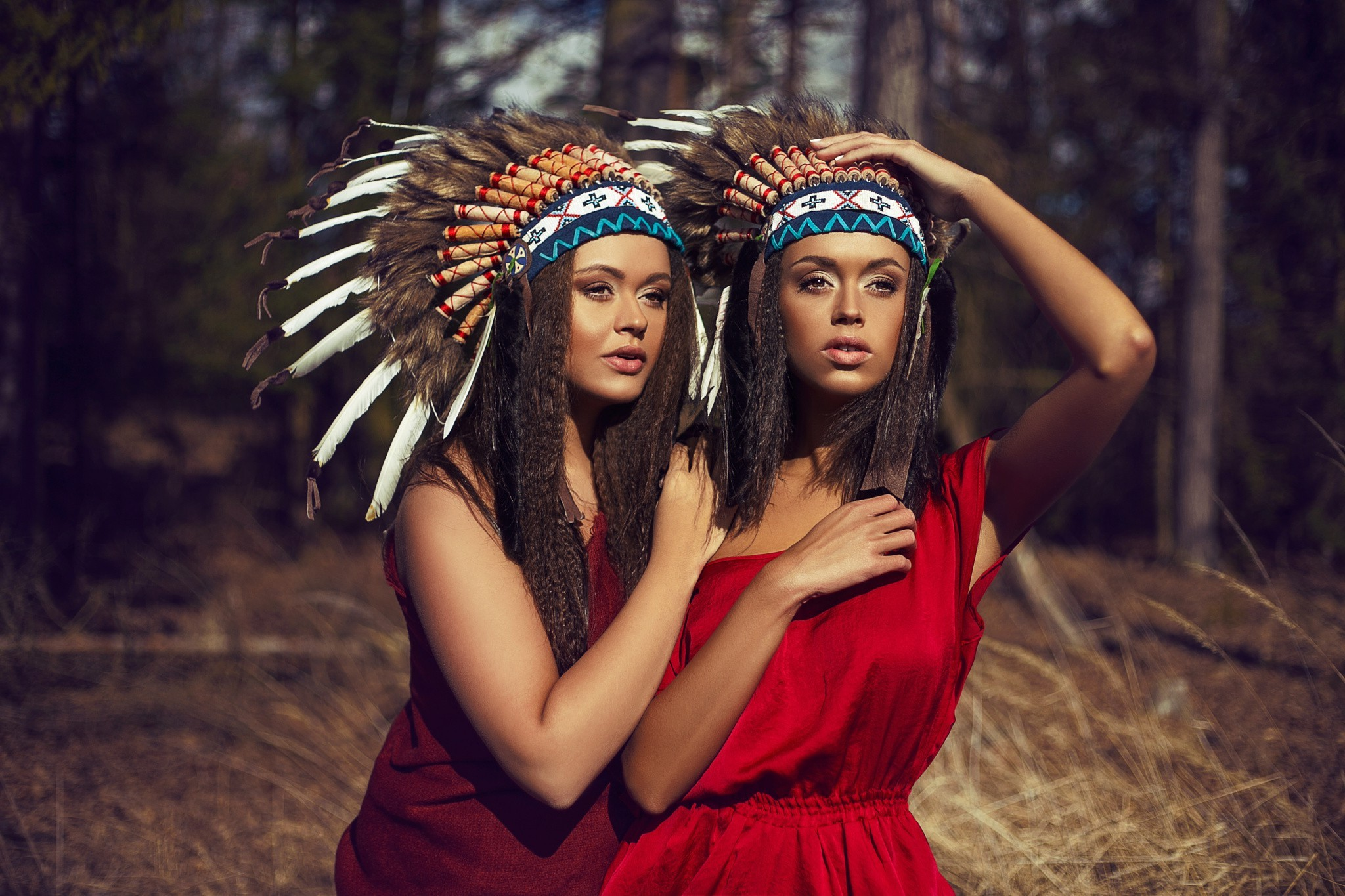 Download Native American Women Wallpaper Gallery