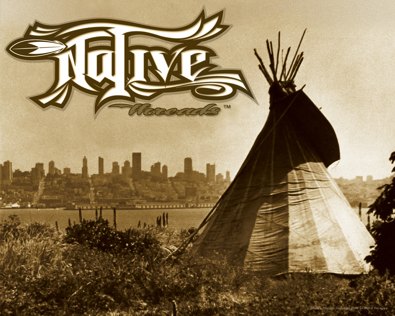 Native Pride Wallpaper