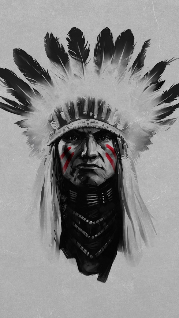 Natives Wallpaper