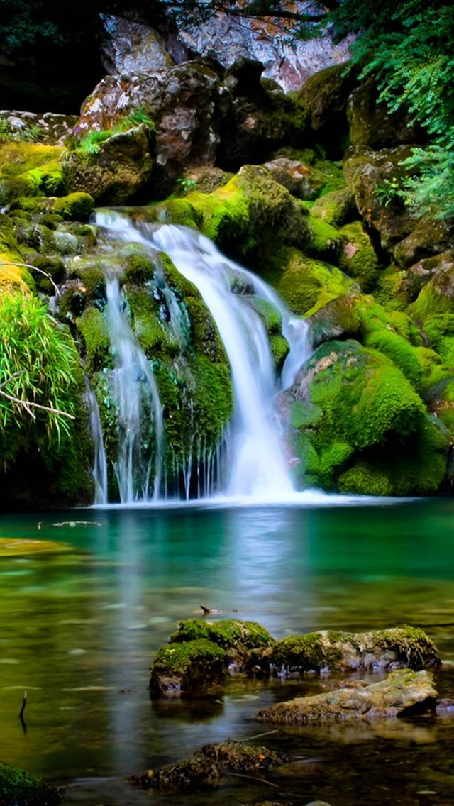Nature HD Wallpapers Iphone 5