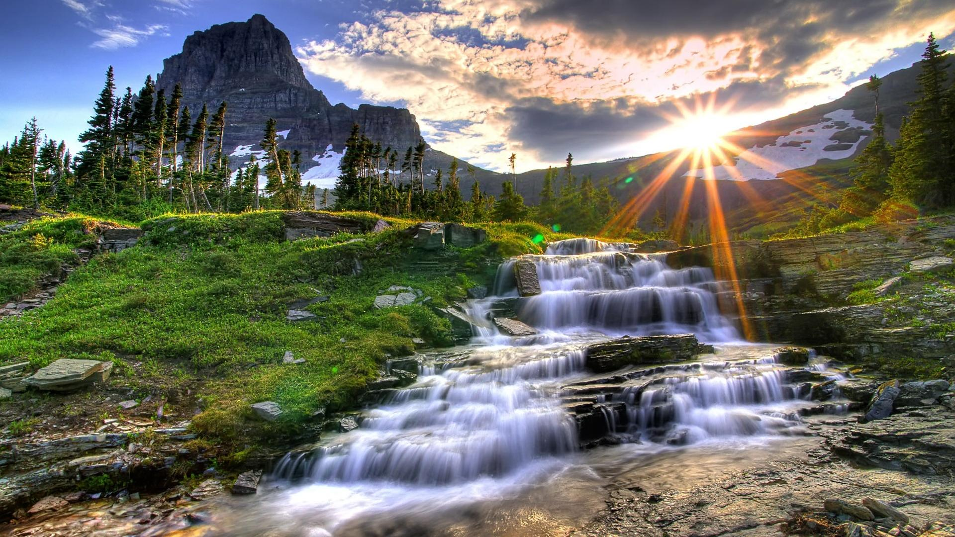 Nature Landscape HD Wallpaper