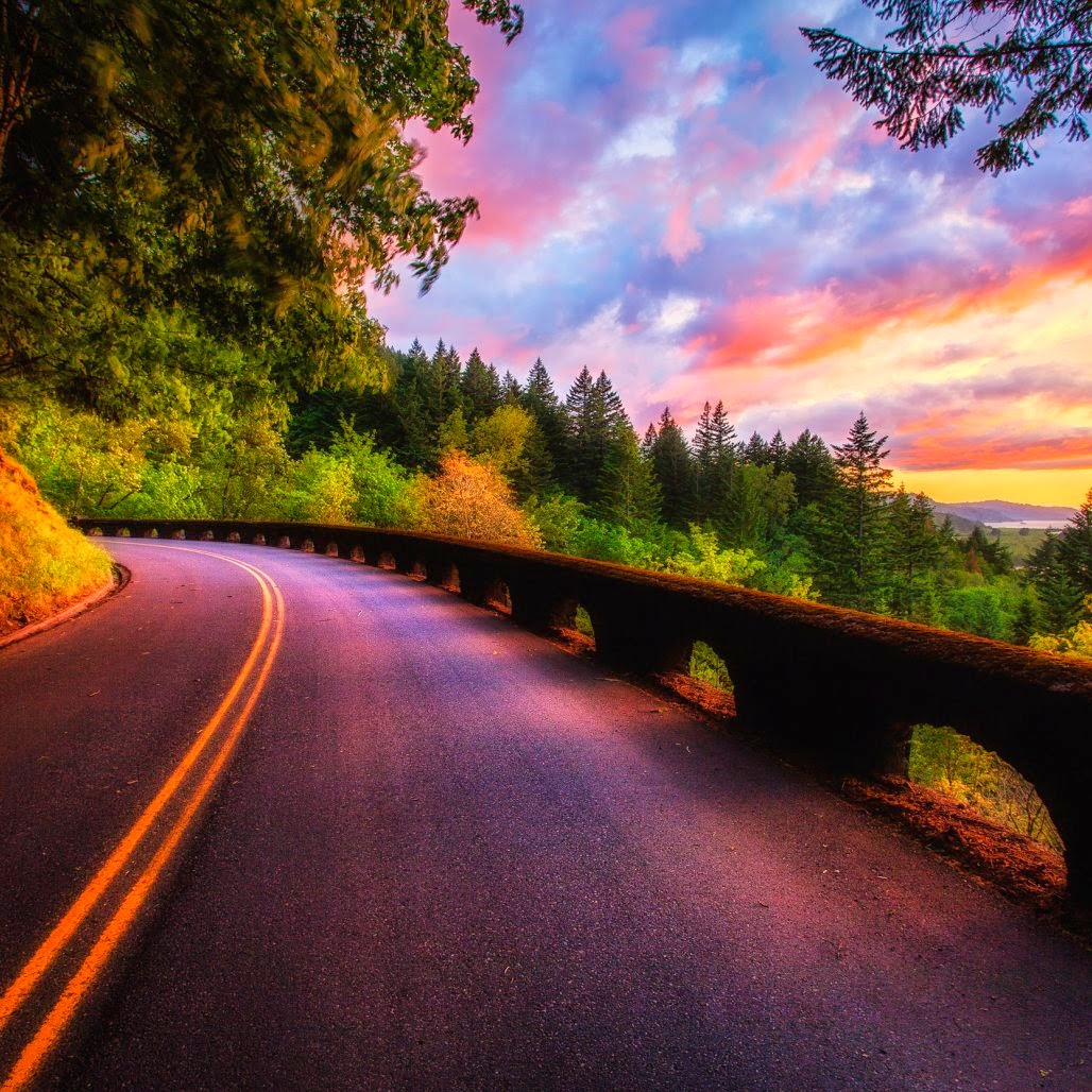 Hd wallpaper travel - Download Nature Road Wallpaper Gallery